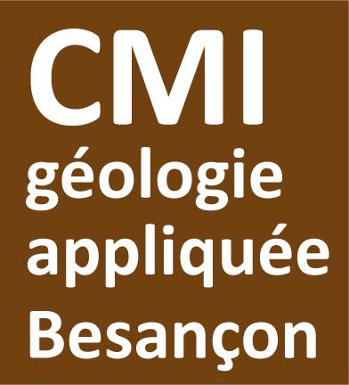 CMI Géologie appliquée Besançon
