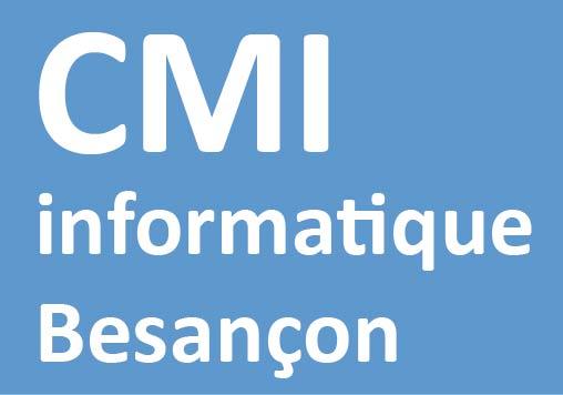 CMI Informatique Besançon