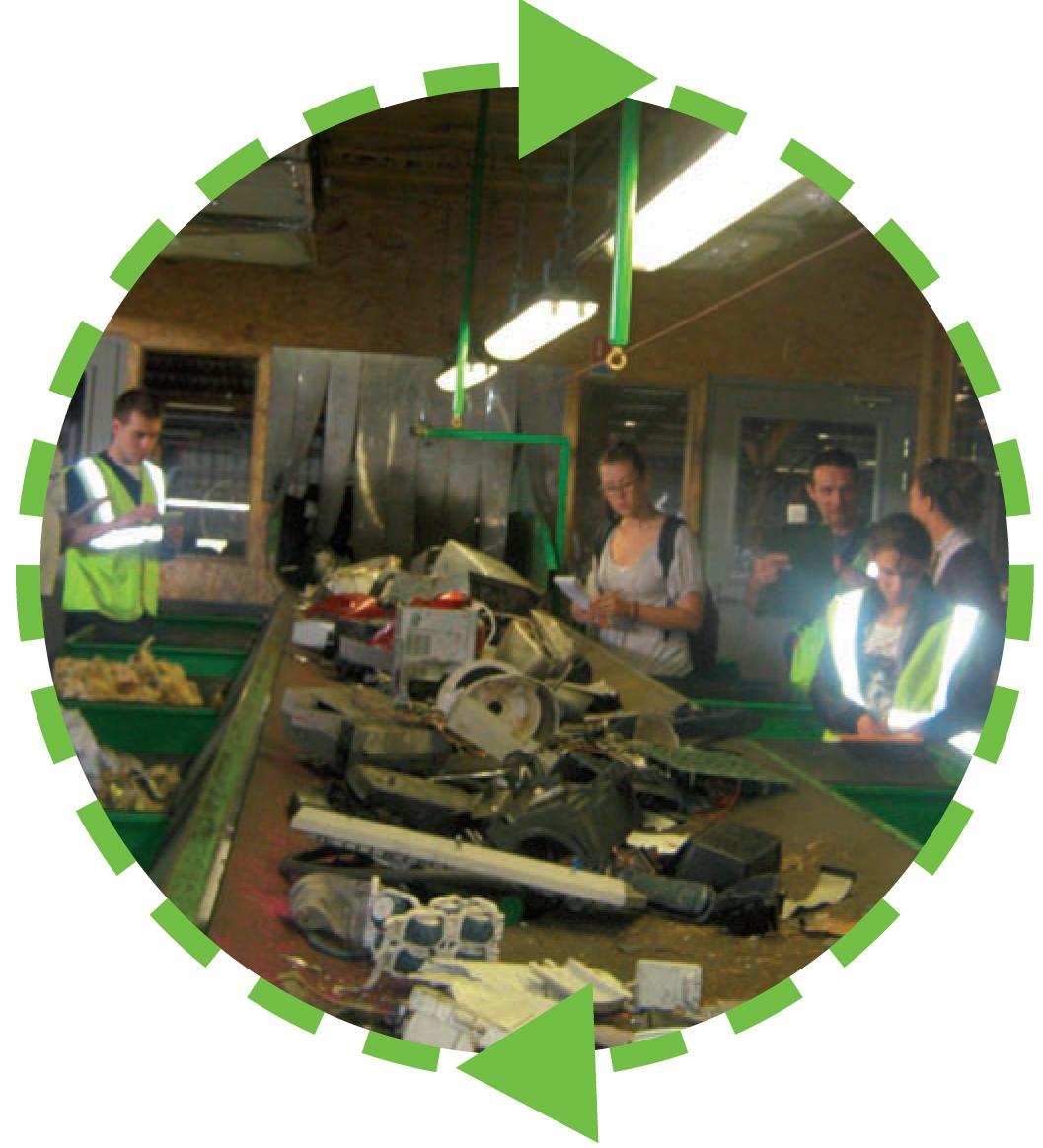 Licence professionnielle Gestion et traitements des déchets
