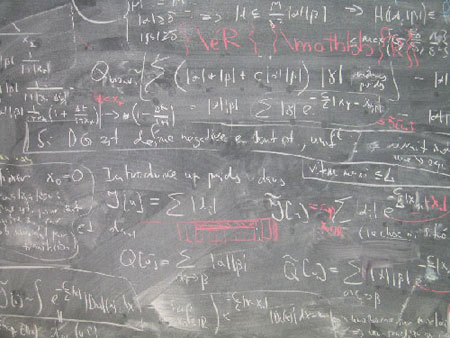 Master Mathématiques générales