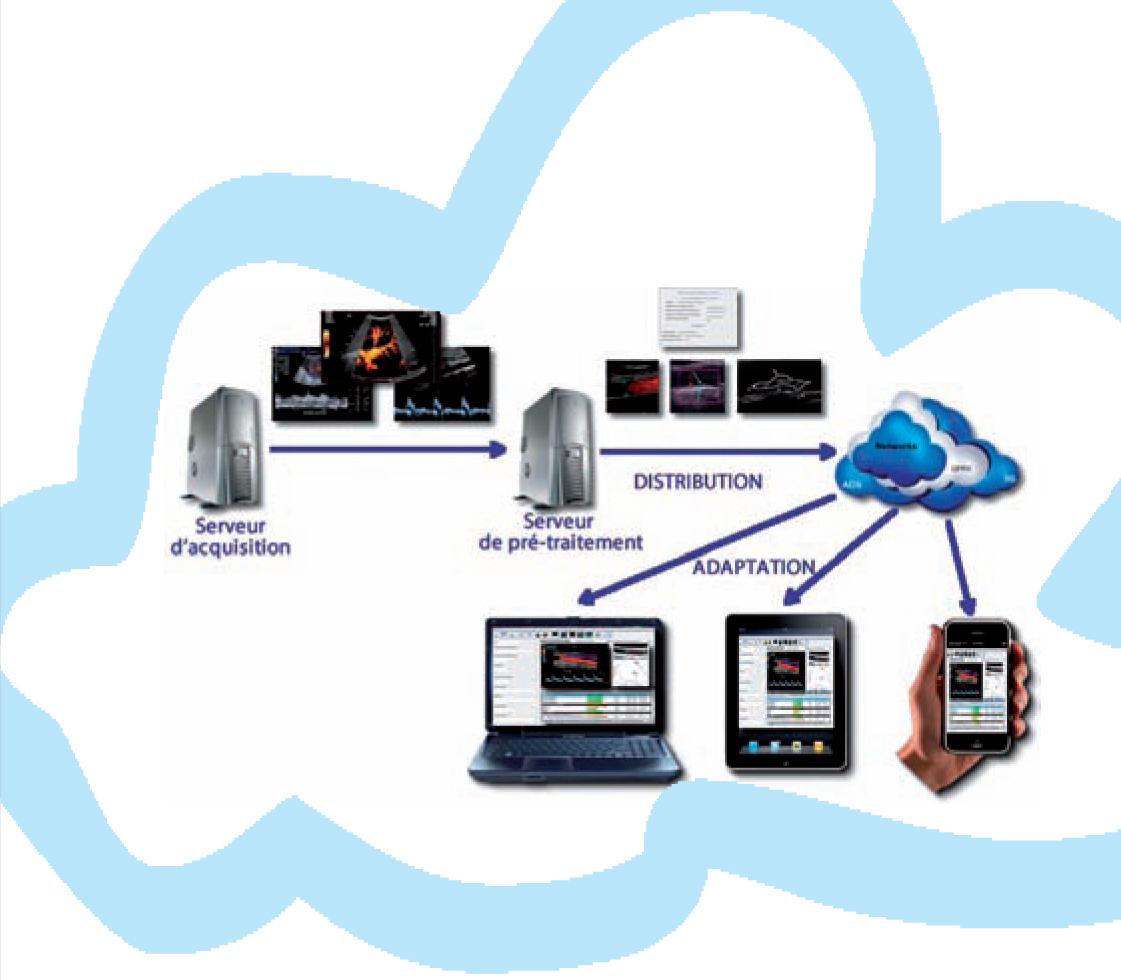 Master Systèmes distribués et réseaux, SDR